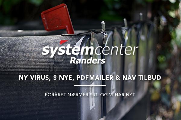 Systemcenter Randers Nyhedsbrev Marts